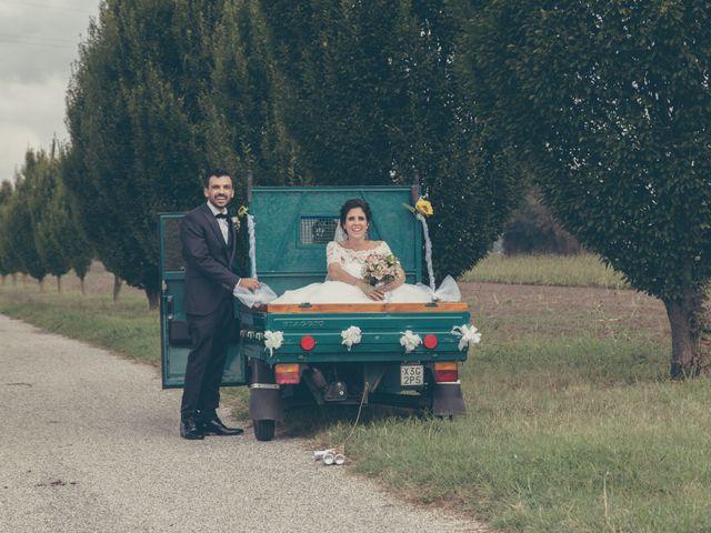 Il matrimonio di Lorenzo e Francesca a Concordia sulla Secchia, Modena 29