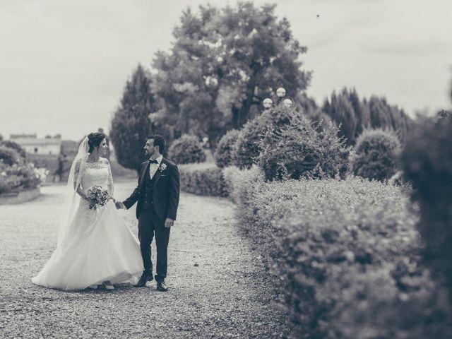 Il matrimonio di Lorenzo e Francesca a Concordia sulla Secchia, Modena 30