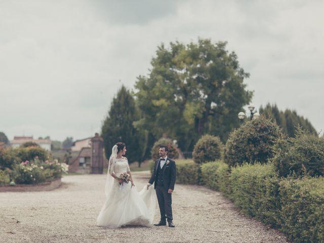 Il matrimonio di Lorenzo e Francesca a Concordia sulla Secchia, Modena 1