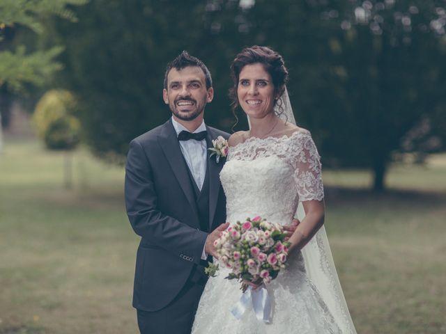 Il matrimonio di Lorenzo e Francesca a Concordia sulla Secchia, Modena 32