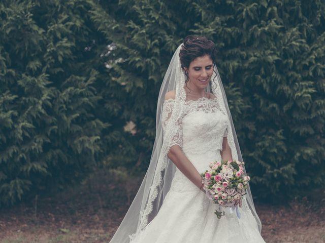Il matrimonio di Lorenzo e Francesca a Concordia sulla Secchia, Modena 33