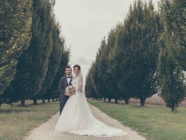 Il matrimonio di Lorenzo e Francesca a Concordia sulla Secchia, Modena 35