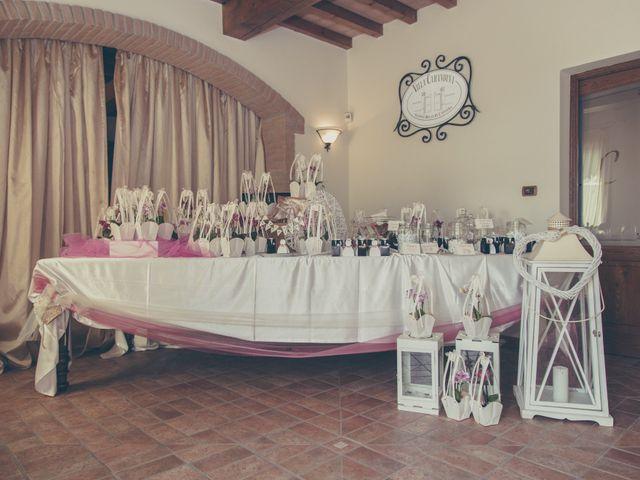 Il matrimonio di Lorenzo e Francesca a Concordia sulla Secchia, Modena 39