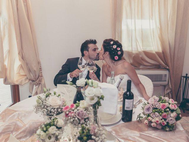 Il matrimonio di Lorenzo e Francesca a Concordia sulla Secchia, Modena 40