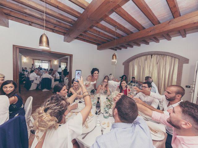 Il matrimonio di Lorenzo e Francesca a Concordia sulla Secchia, Modena 41