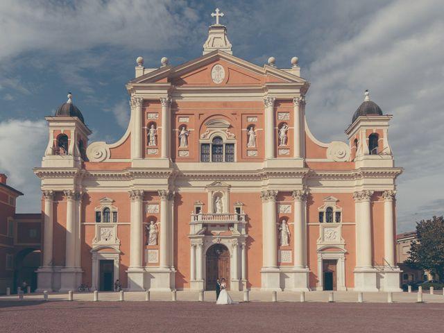 Il matrimonio di Lorenzo e Francesca a Concordia sulla Secchia, Modena 2