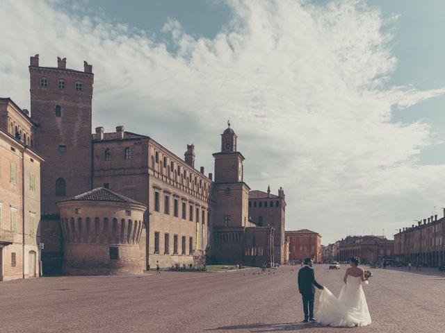 Il matrimonio di Lorenzo e Francesca a Concordia sulla Secchia, Modena 42