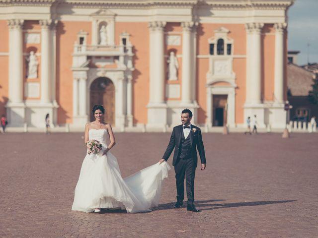 Il matrimonio di Lorenzo e Francesca a Concordia sulla Secchia, Modena 43