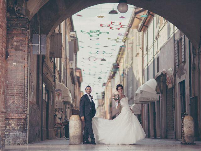 Il matrimonio di Lorenzo e Francesca a Concordia sulla Secchia, Modena 44