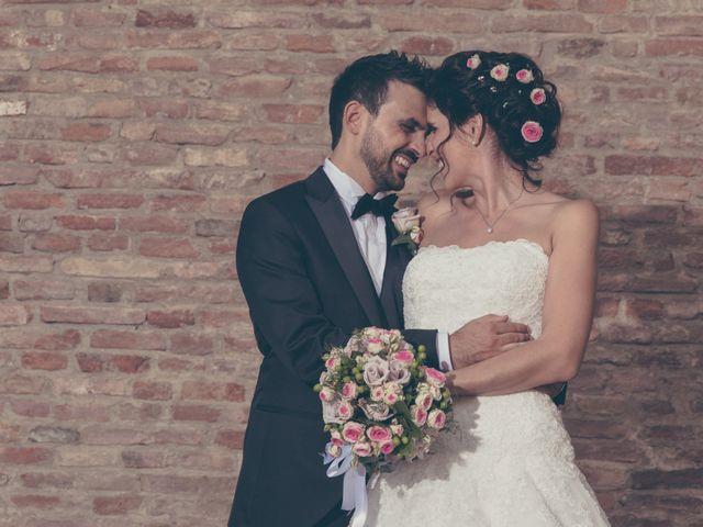 Il matrimonio di Lorenzo e Francesca a Concordia sulla Secchia, Modena 45
