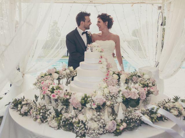 Il matrimonio di Lorenzo e Francesca a Concordia sulla Secchia, Modena 46