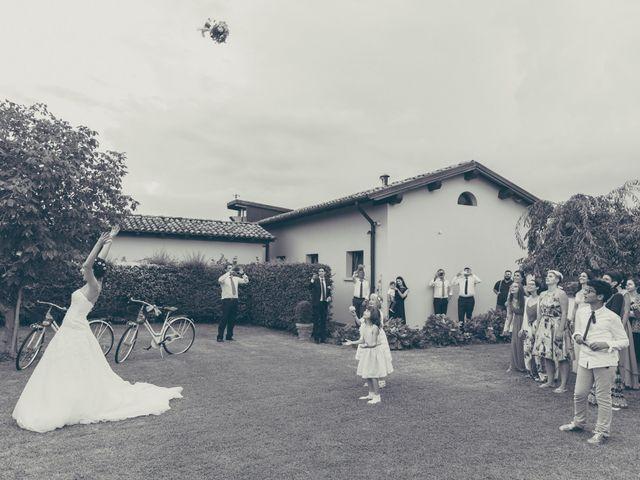 Il matrimonio di Lorenzo e Francesca a Concordia sulla Secchia, Modena 47