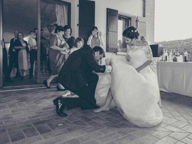 Il matrimonio di Lorenzo e Francesca a Concordia sulla Secchia, Modena 50