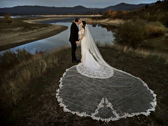 Le nozze di Antonio e Laura