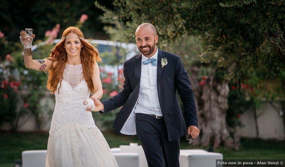 Il matrimonio di Fabio e Chiara a Santarcangelo di Romagna, Rimini