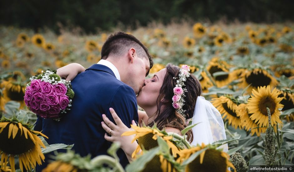 Il matrimonio di Valerio e Ilaria a Rivergaro, Piacenza