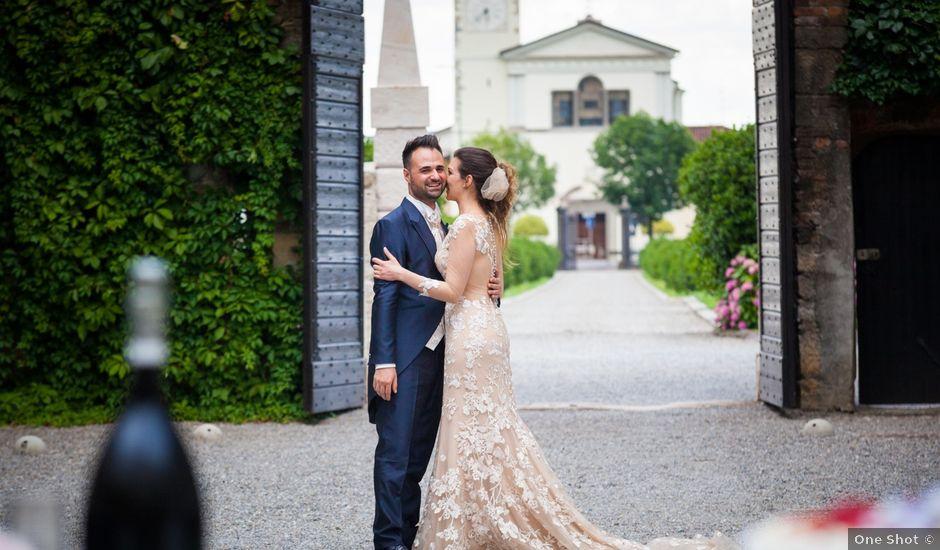 Il matrimonio di Mirko e Mara a Cavernago, Bergamo