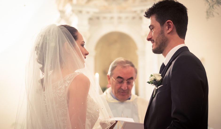 Il matrimonio di Andrea e Tiziana a Buttrio, Udine