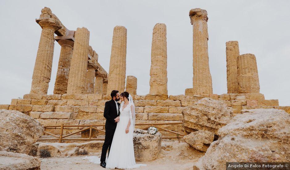 Il matrimonio di Domenico e Claudia a Agrigento, Agrigento