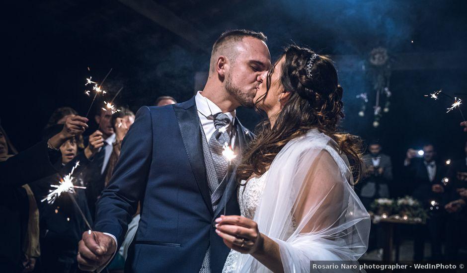 Il matrimonio di Davide e Ilaria a Malnate, Varese
