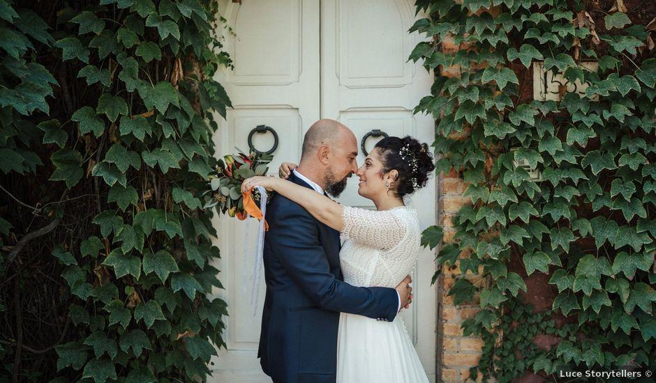 Il matrimonio di Simone e Manuela a Roma, Roma