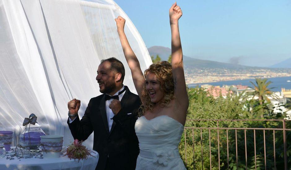 Il matrimonio di Fabrizio  e Stefania  a Napoli, Napoli
