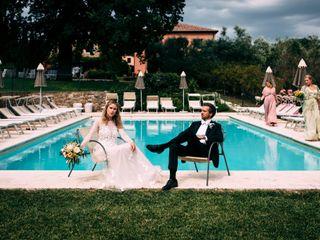 Le nozze di Annabel e Petter