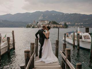 Le nozze di Valentina e James