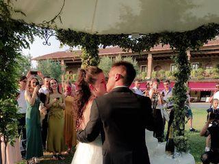 Le nozze di Elisabetta  e Denis  1