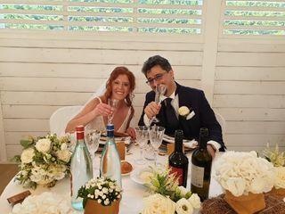 Le nozze di Alessandra e Samuel