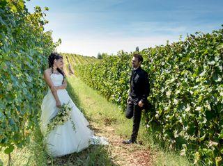 Le nozze di Erica e Simone