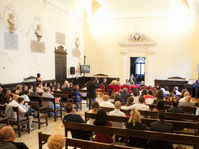Il matrimonio di Marco e Alessia a Ravenna, Ravenna 7