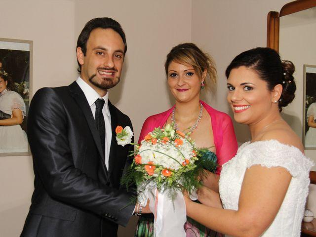 Il matrimonio di Andrea e Alessia a Sora, Frosinone 12