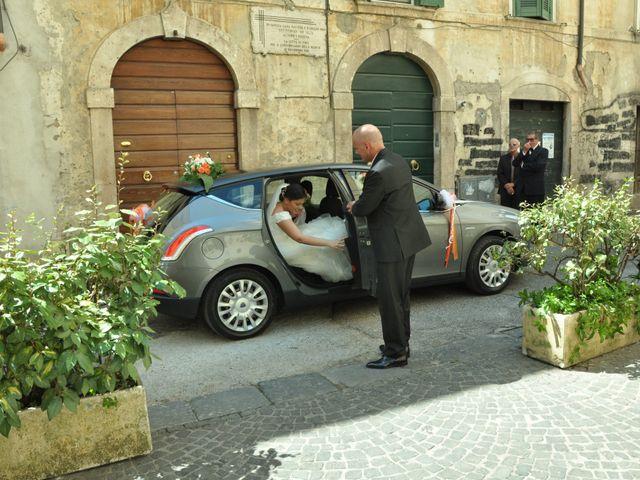 Il matrimonio di Andrea e Alessia a Sora, Frosinone 19
