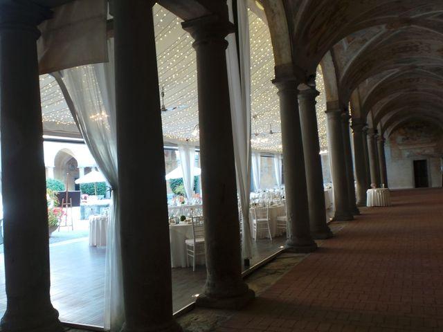 Il matrimonio di Ilaria e Marcello a Cavernago, Bergamo 24