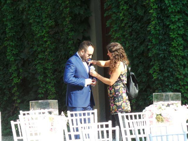 Il matrimonio di Ilaria e Marcello a Cavernago, Bergamo 3