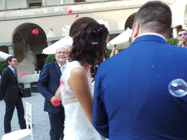 Il matrimonio di Ilaria e Marcello a Cavernago, Bergamo 4