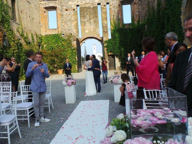 Il matrimonio di Ilaria e Marcello a Cavernago, Bergamo 1