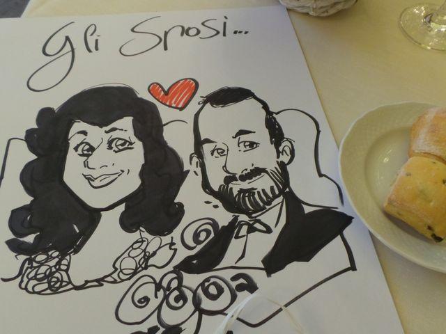 Il matrimonio di Ilaria e Marcello a Cavernago, Bergamo 5