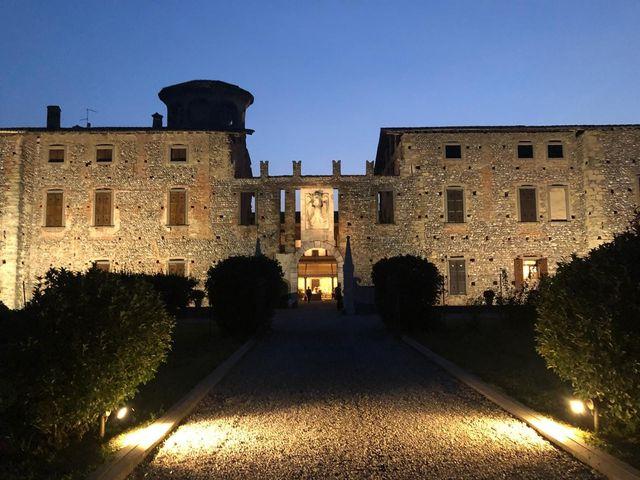 Il matrimonio di Ilaria e Marcello a Cavernago, Bergamo 14