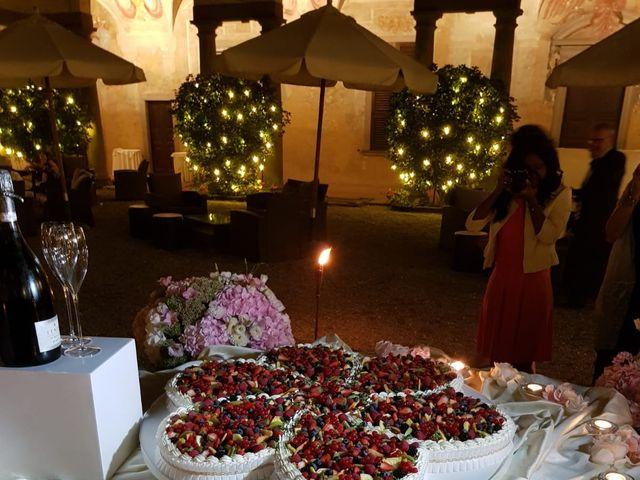 Il matrimonio di Ilaria e Marcello a Cavernago, Bergamo 17