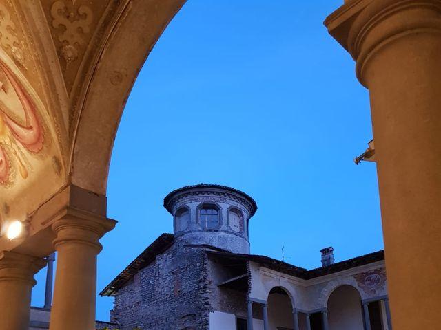 Il matrimonio di Ilaria e Marcello a Cavernago, Bergamo 2