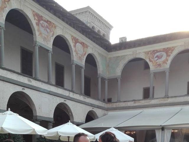 Il matrimonio di Ilaria e Marcello a Cavernago, Bergamo 20