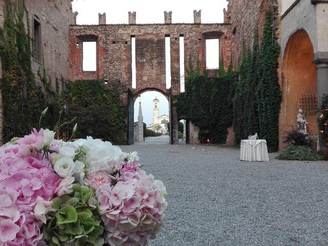 Il matrimonio di Ilaria e Marcello a Cavernago, Bergamo 21