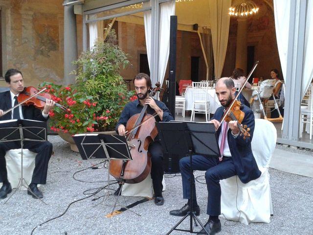 Il matrimonio di Ilaria e Marcello a Cavernago, Bergamo 22