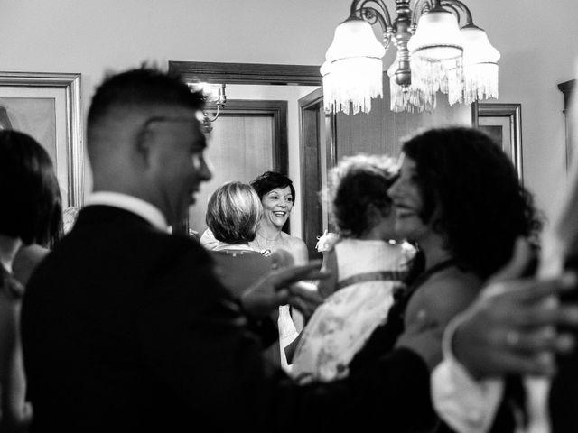 Il matrimonio di Massimo e Antiniska a Sassari, Sassari 23