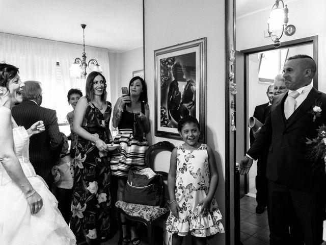 Il matrimonio di Massimo e Antiniska a Sassari, Sassari 27