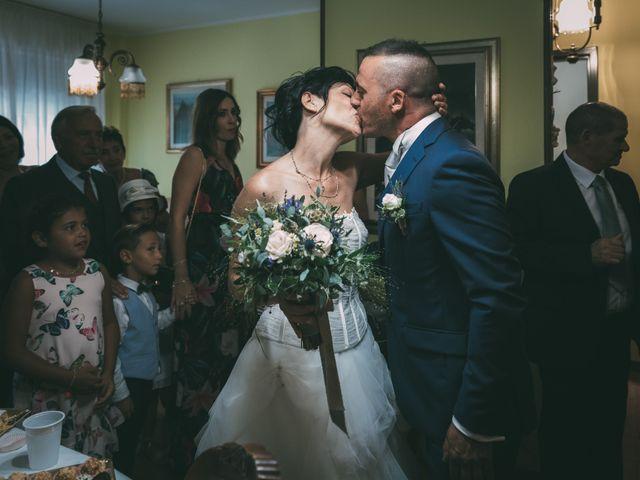 Il matrimonio di Massimo e Antiniska a Sassari, Sassari 29