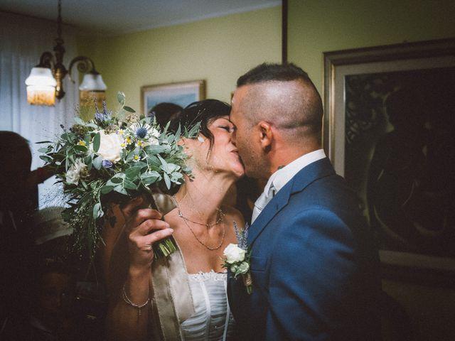 Il matrimonio di Massimo e Antiniska a Sassari, Sassari 30