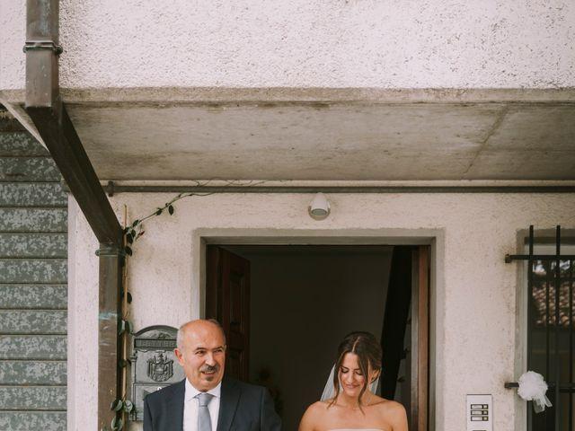 Il matrimonio di Mattia e Francesca a Arcevia, Ancona 37